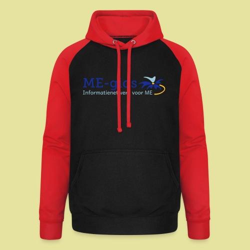 logomegids - Unisex baseball hoodie