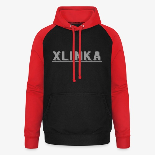 XLINKA 3D - Unisex Baseball Hoodie