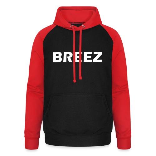 Breez Identity I - Unisex baseball hoodie
