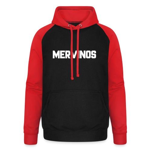 MerVinos - Unisex baseball hoodie