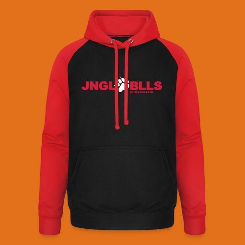 jnglblls - Unisex Baseball Hoodie
