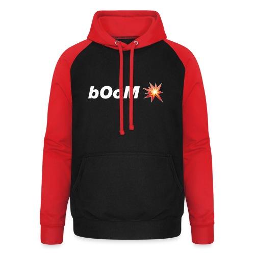 bOoM - Unisex Baseball Hoodie