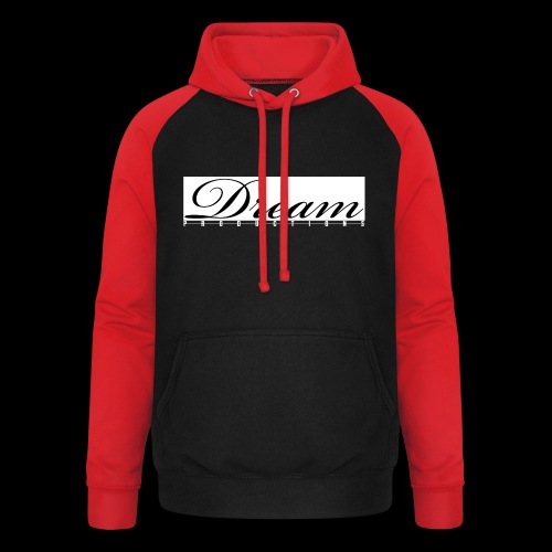 Dream Productions NR1 - Unisex Baseball Hoodie