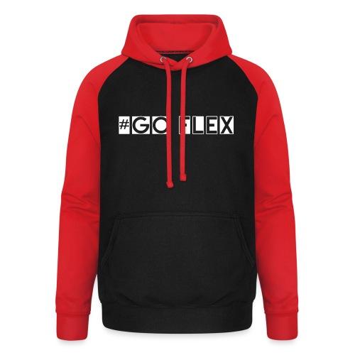 #GoFlex 2.2 - Unisex Baseball Hoodie