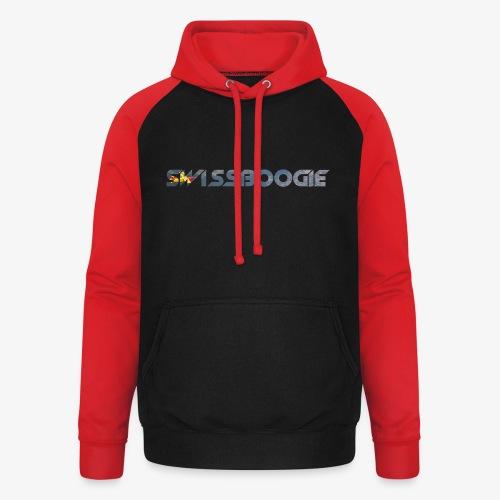 Shirt Swissboogie PC-6 - Unisex Baseball Hoodie