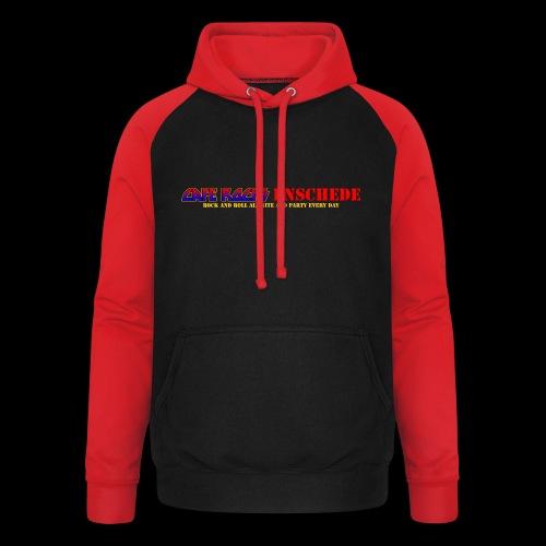 RNR All Nite - Unisex baseball hoodie