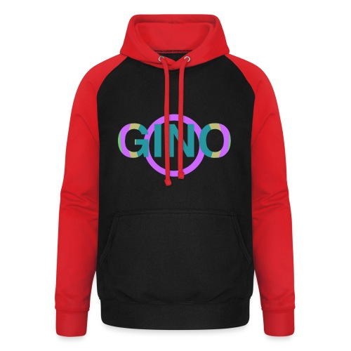 Gino - Unisex baseball hoodie