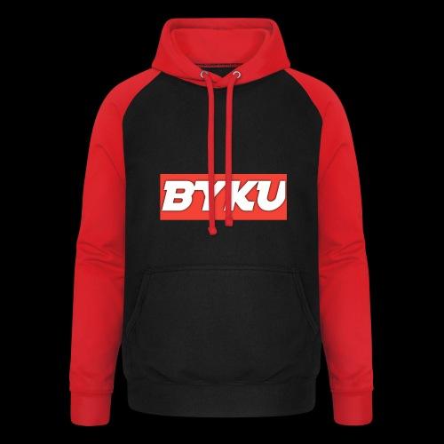 BYKUclothes - Bluza bejsbolowa typu unisex