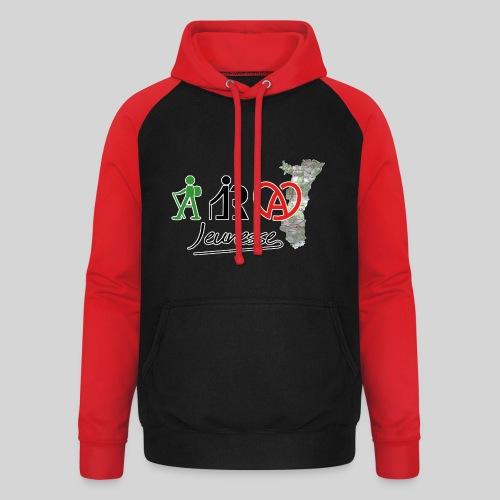 ARA Jeunesse - Sweat-shirt baseball unisexe