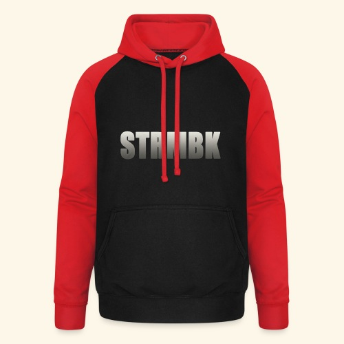 KORTFILM STRMBK LOGO - Unisex baseball hoodie