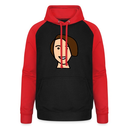 Harunnie-standaard-hoodie - Sweat-shirt baseball unisexe