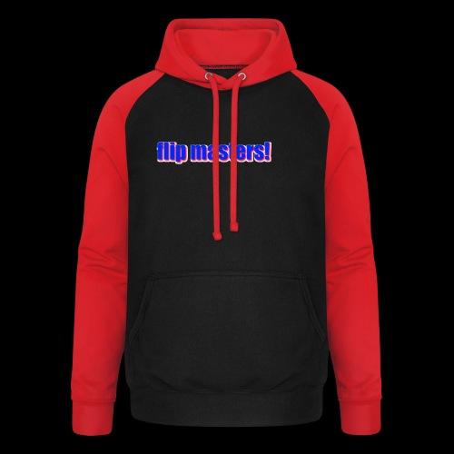 sappig - Unisex baseball hoodie