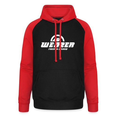 Weazer - Sweat-shirt baseball unisexe