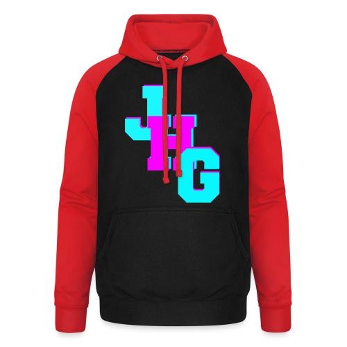 JHG Logo Merch - Unisex baseball hoodie