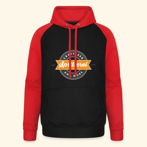 Spritterei 4096x2707 png - Unisex Baseball Hoodie