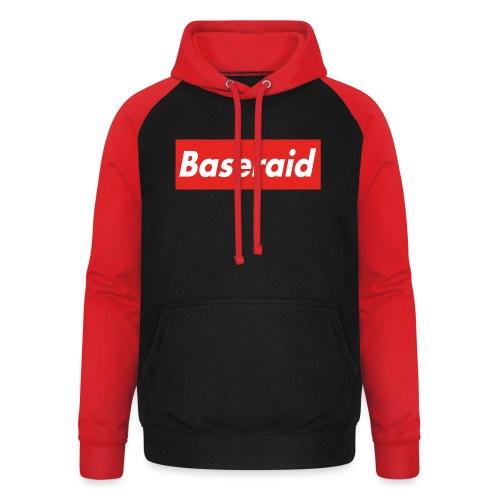 Base Raid - Unisex Baseball Hoodie