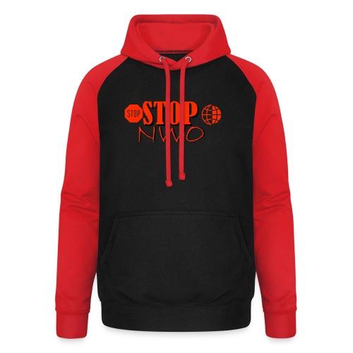 STOPNWO1 - Bluza bejsbolowa typu unisex