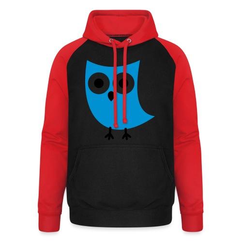 Uiltje - Unisex baseball hoodie