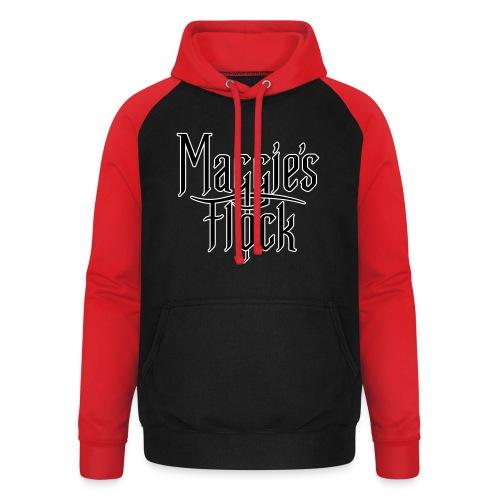 Maggie's Flock - Unisex baseball hoodie