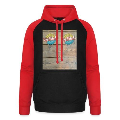 TenSlippers - Unisex baseball hoodie