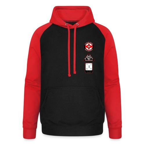 Stilart Lodret - Unisex baseball hoodie