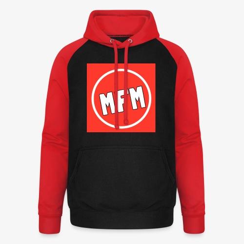 MrFootballManager Clothing - Unisex Baseball Hoodie