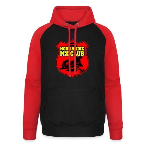 Casquette Normandie MX Club - Sweat-shirt baseball unisexe