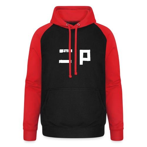 full p one - Unisex baseball hoodie