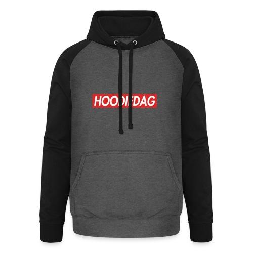 HOODIEDAG - Unisex baseball hoodie