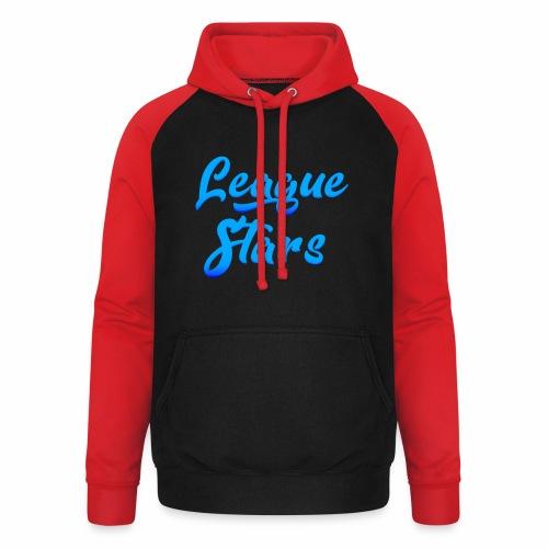 LeagueStars - Unisex baseball hoodie