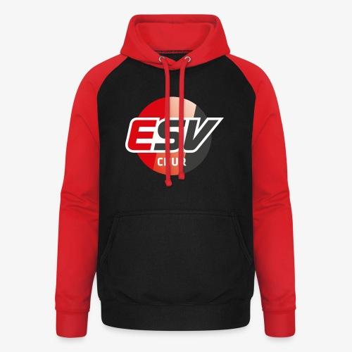 ESV Chur - Unisex Baseball Hoodie
