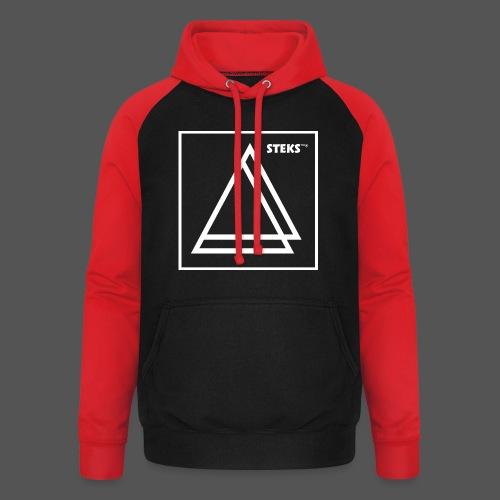 STEKS™ - Unisex baseball hoodie