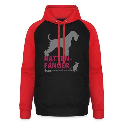 Team Rattenfänger - Unisex Baseball Hoodie