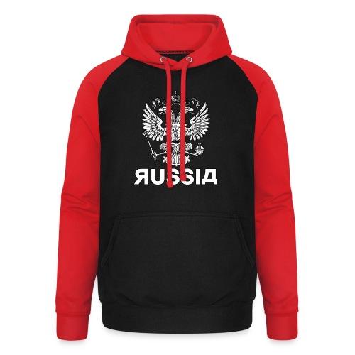 RUSSIA - Unisex Baseball Hoodie