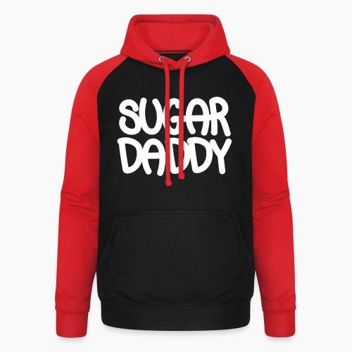 Sugar Daddy Wit - Unisex baseball hoodie