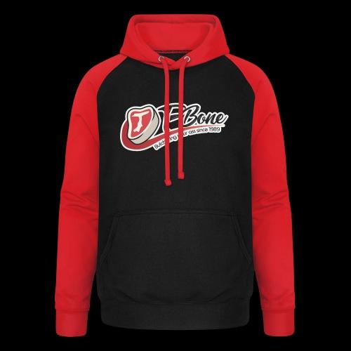 ulfTBone - Unisex baseball hoodie