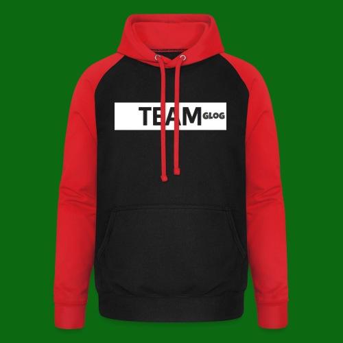 Team Glog - Unisex Baseball Hoodie