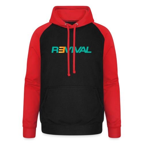 revival - Unisex Baseball Hoodie
