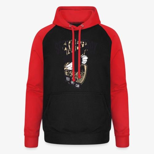 Seek Destroy - Shirts - Unisex Baseball Hoodie