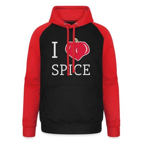 i_love_spice-eps - Unisex baseball-huppari