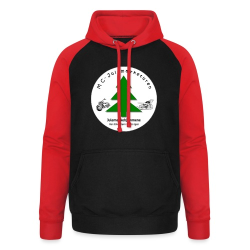MCJul - Unisex baseball hoodie