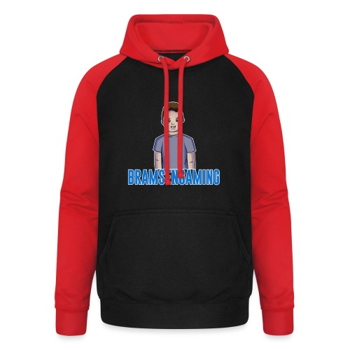 BramsenGaming 2017 - Unisex baseball hoodie