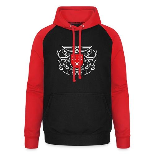 Wapen van Breda - Diap - Unisex baseball hoodie