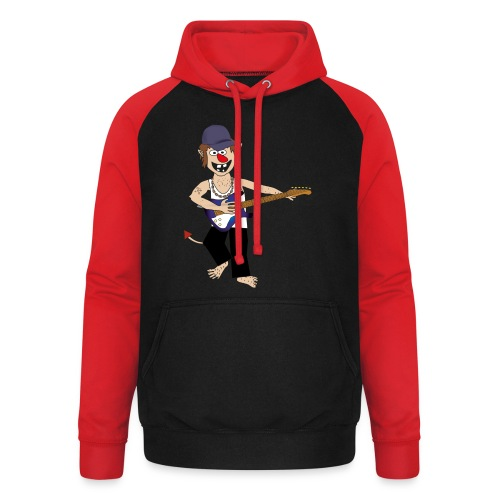 Baby trold - Unisex baseball hoodie