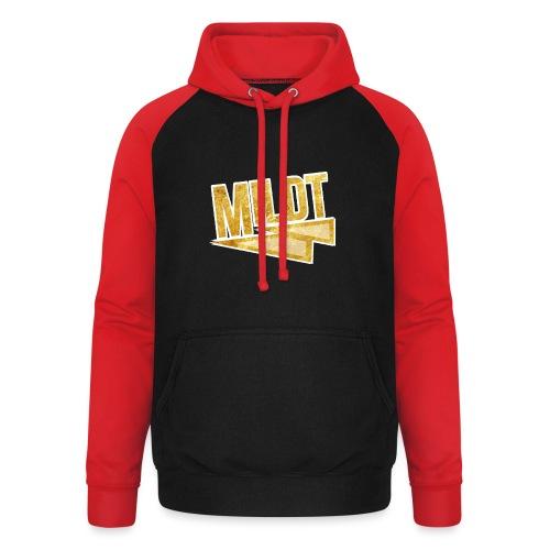 MILDT Gouden Kids Shirt - Unisex baseball hoodie