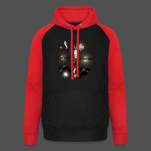 DJ An - Unisex baseball hoodie