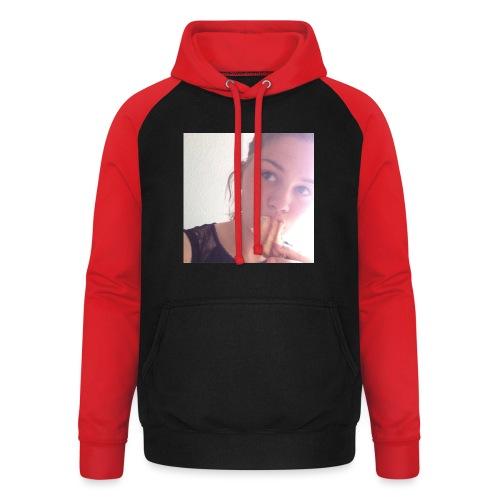 Det' toastBeks - Unisex baseball hoodie