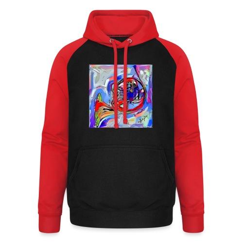 cornoarte1 - Unisex baseball hoodie