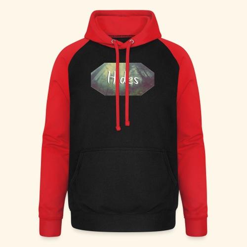 Hides t shirt or hoodie skog png - Unisex baseball-hettegenser