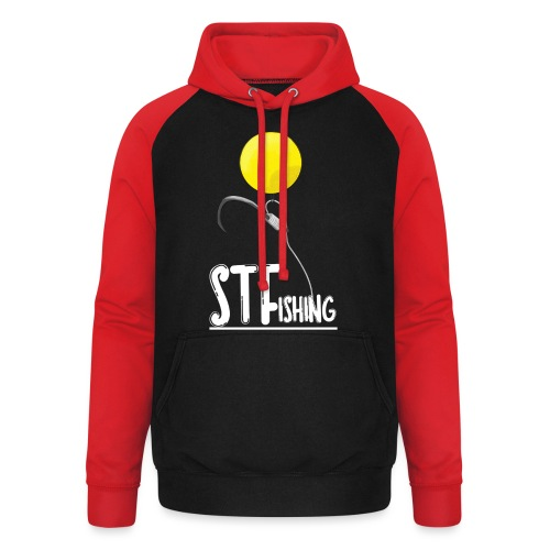 STFISHING - Sweat-shirt baseball unisexe